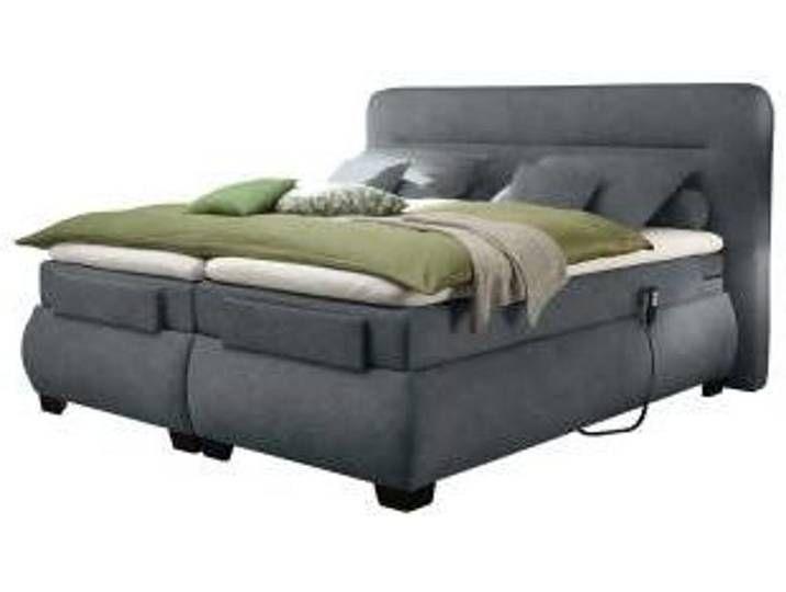Xora Boxspringbett Evolution Schwarz Stoff Furniture Home