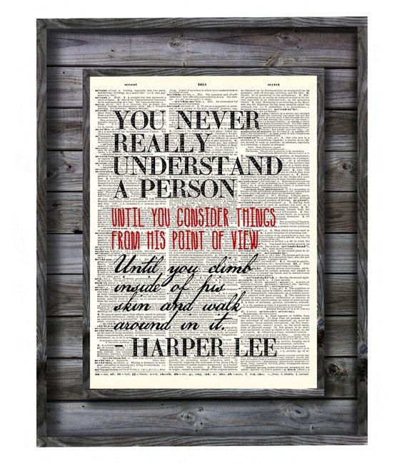 Photo Bookpage Ideas: Harper Lee To Kill A Mockingbird Classic Literature