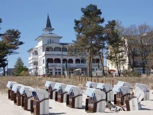 Villa Seeblick Binz Binz Offering free WiFi and a garden