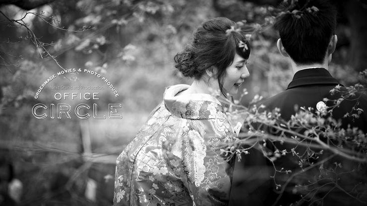 【和装ロケーションフォト 京都】 京都にて和装前撮り。 #竹林 #桜 #京都 #kyoto #モノクロ #mono #ロケーションフォト #前撮り #和装 #kimono #結婚式 #ウェディング #wedding #weddingphoto #日本の結婚式