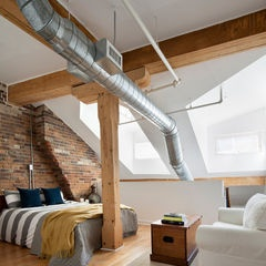 92 Best Images About Ducts And Ceilings Exposed On Pinterest
