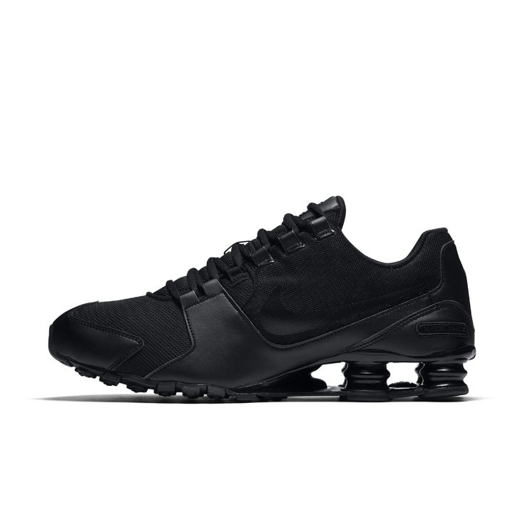 Nike Shox Avenue Men's Shoe Size 10.5 (Black) - Clearance Sale