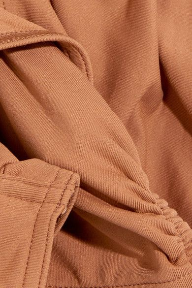 Eres - Les Essentiels Show Bandeau Bikini Top - Light brown - FR38