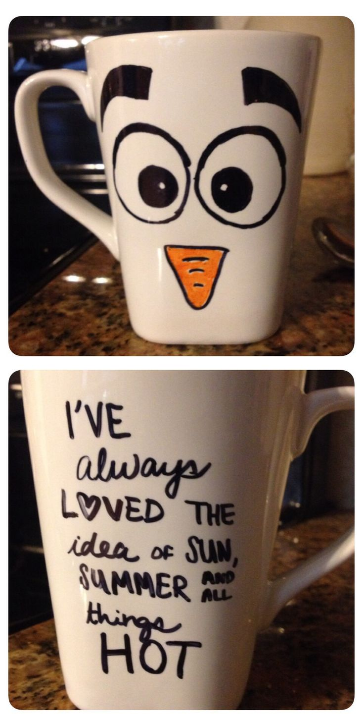 Exceptionnel 25+ unique Olaf mug ideas on Pinterest | Alice in wonderland mug  XL45