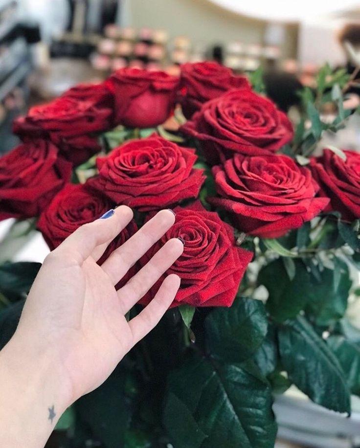 Ramo de rosas Red Naomi de @luceral