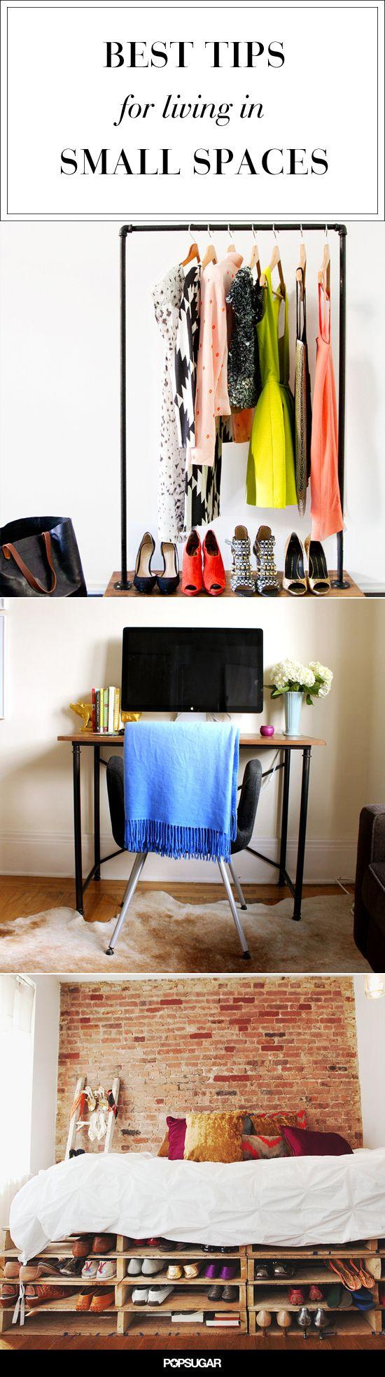 Make your tiny home terrific.