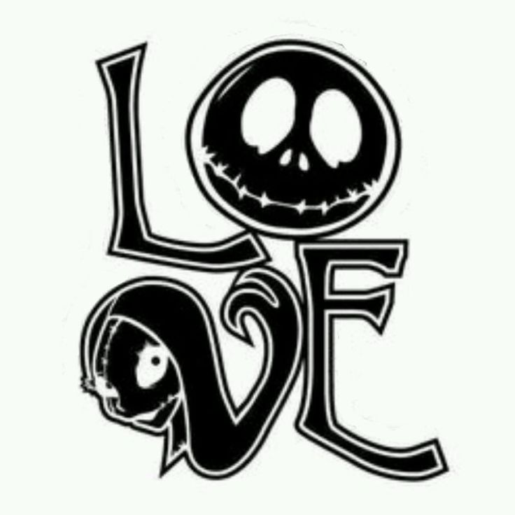 Jack skellington and Sally , Nightmare Before Christmas , Love ,home Wall art on eBay. $5.00. Indoor only