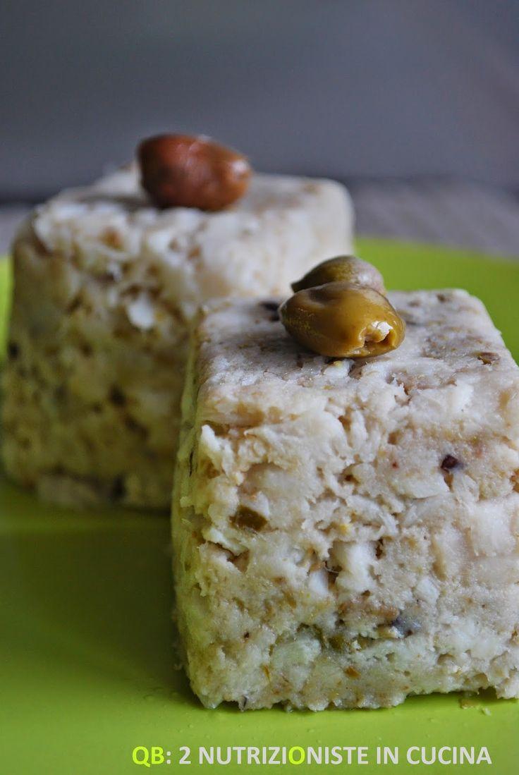 Q B Le ricette light: Cubotti di nasello con olive e capperi