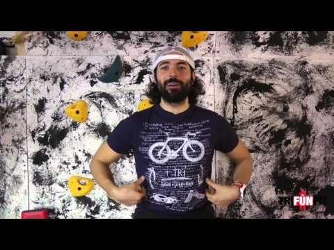 Gabriele Frasconà - INTERVISTA TRI FUN FIT e magliette del nostro eshop - IT - YouTube