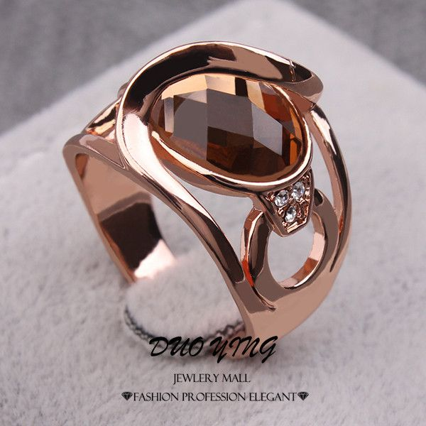 Order now  Size  9  Joias Co... http://www.jeremiahjewelry.online/products/brown-9-2015-joias-constellation-rings-anel-senhor-dos-aneis-18k-rose-gold-filled-pisces-crystal-wedding-rings-for-women?utm_campaign=social_autopilot&utm_source=pin&utm_medium=pin @JeremiahJewelry.Online
