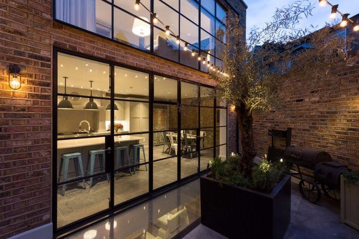 West London Property   Fabco Sanctuary & The Steel Window Company