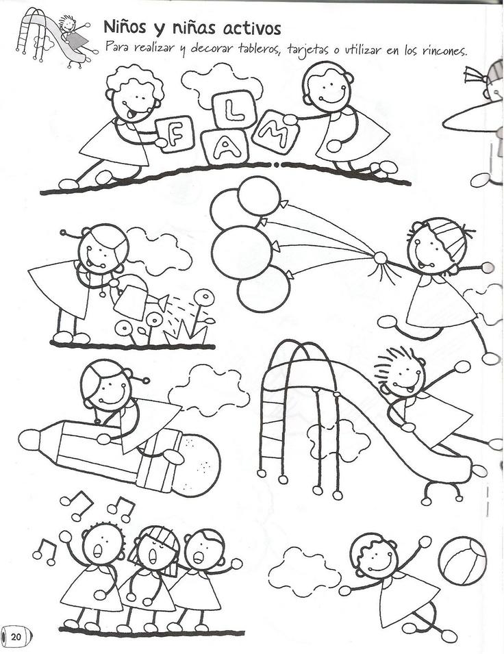 Fuente revista maestra jardinera listo para imprimir for Actividades para jardin de infantes para imprimir