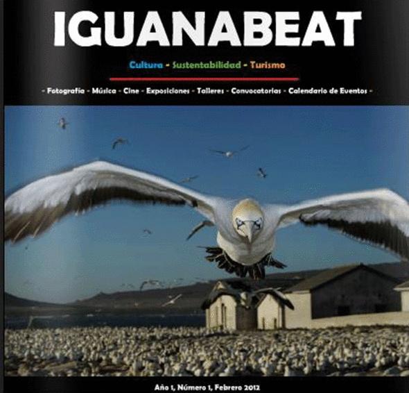 Checa la edición #1 de la Revista Virtual Iguanabeat. Solo da click en el siguiente enlace http://issuu.com/iguanabeat/docs/iguanabeated1