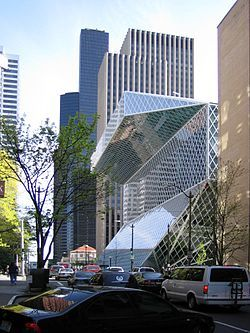 Rem Koolhaas: Seattle Central Library