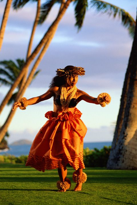 Don't miss a traditional Hulu dance show when you're in Hawaii and book your travel to the islands today on Expedia.com