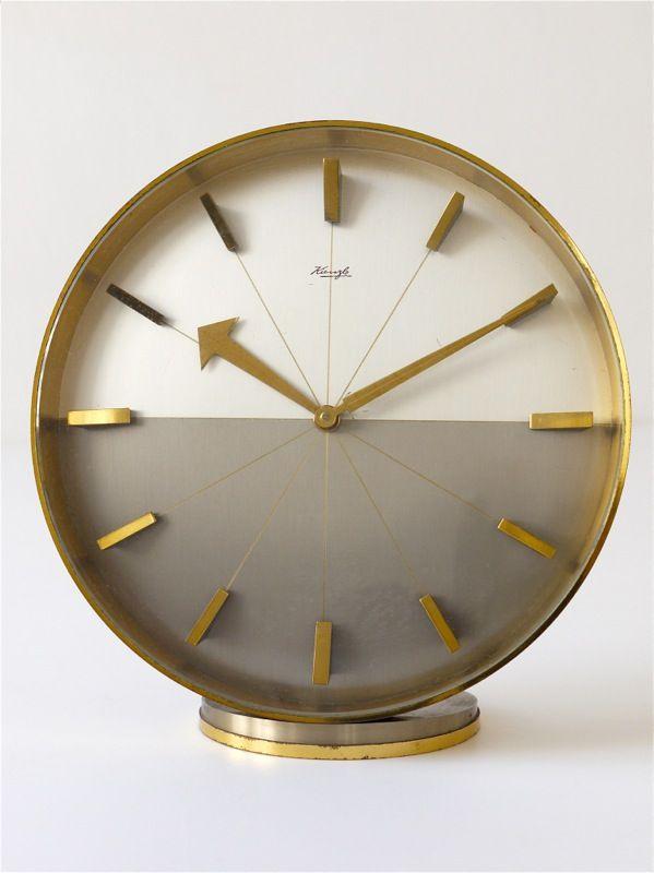 1950s Kienzle Desk Clock