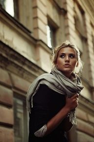 How to Tie your Scarf Like a French Woman