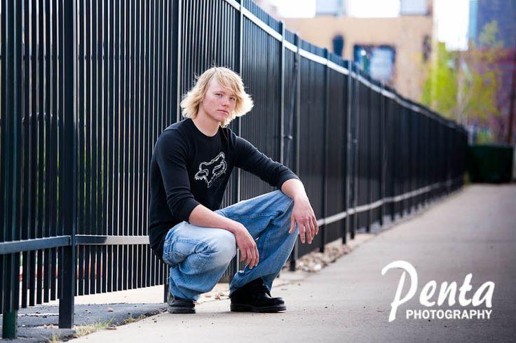 teen identity senior photo shoot