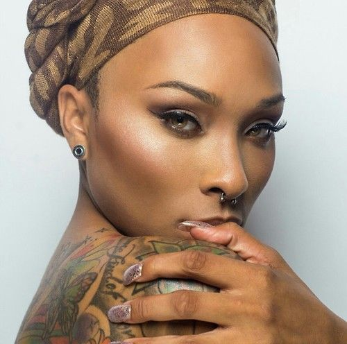 17 best ideas about african queen tattoo on pinterest for Black african queen tattoos