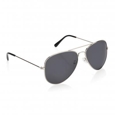 Image of Promotional Swiss Peak Pilot Sunglasses With UV400 Protection
