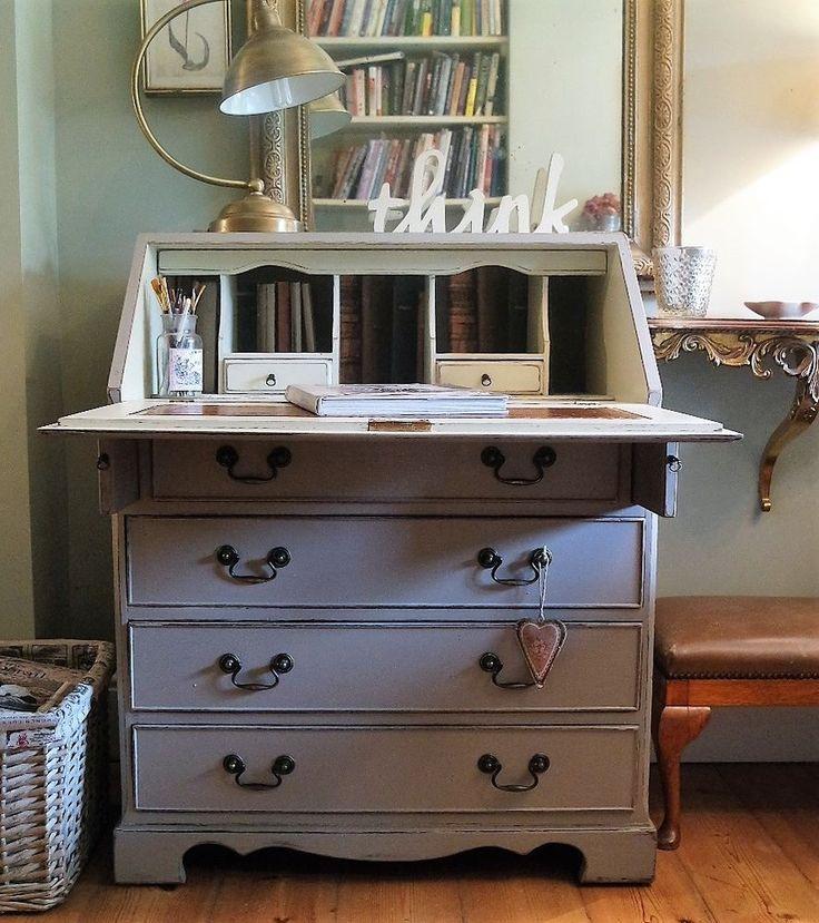 Best 25 Painted Bureau Ideas On Pinterest Bureau Desk