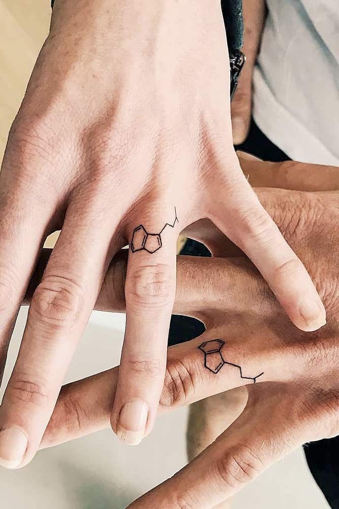 29 Incredible And Bonding Couple Tattoos To Show Your Passion And