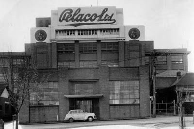 The Pelaco factory at 23 Goodwood St on Richmond Hill, Melbourne was purpose built in 1922, and it was known for its pioneering production systems and improved working conditions.
