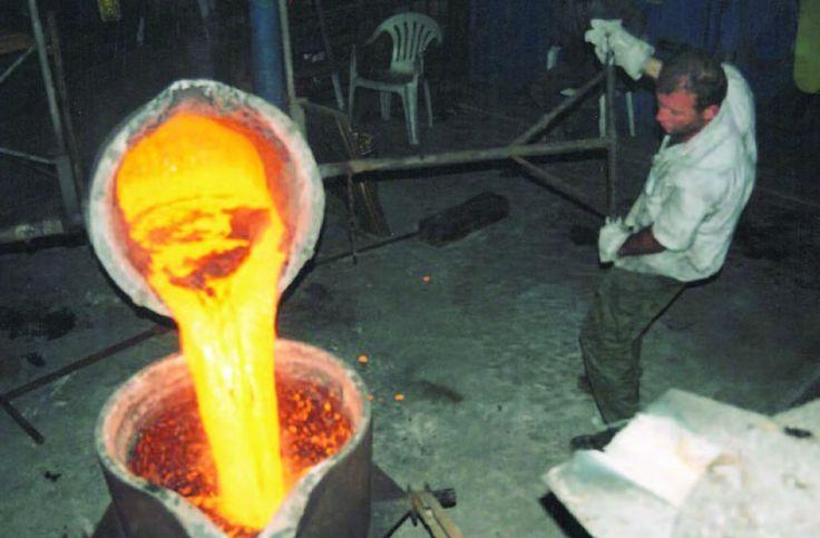 Άριστος τεχνίτης καμπανών από την Παραμυθιά, αναγνωρίζεται διεθνώς           -            Η ΔΙΑΔΡΟΜΗ ®