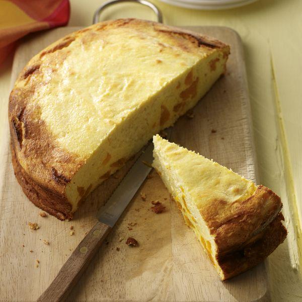 Cheesecake met mandarijnen #WeightWatchers #WWrecept