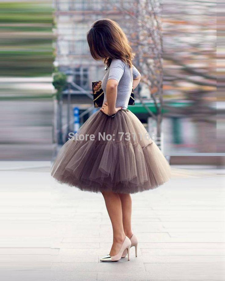 Tutu Tulle Skirts