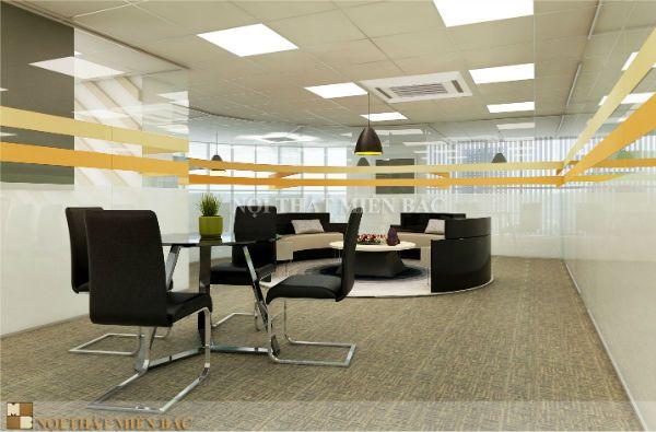 Thiết kế nội thất văn phòng MB05