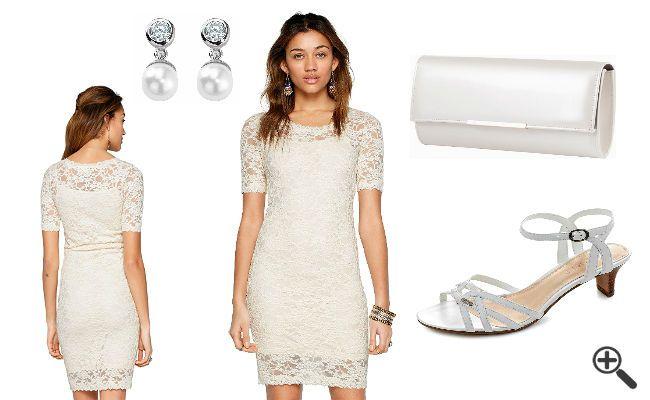 Romantische Brautkleider http://www.kleider-deal.de/brautkleider-schlicht-spitze-hochzeitsoutfit-romantisch-elegant/ #Brautkleider #Spitze #Kleider #Outfit #Dress #Hochzeitsoutfit #Hochzeit #Hochzeitskleider