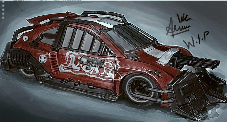 Death Race 3 Cars Death race 3 car dam ford | Post ...
