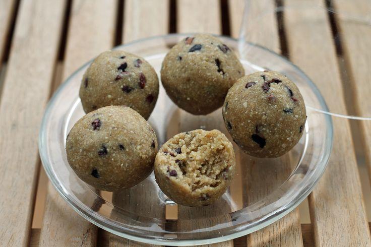 "Rezept: Gesunde ""Cookie Dough"" Pralinen | Projekt: Gesund leben | Clean Eating, Fitness & Entspannung"