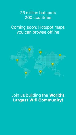 WifiMapper – free Wifi maps, find cafe hotspots, travel without roaming fees by OpenSignal, Inc