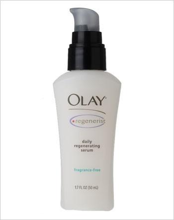 olay regenerist serum -- wear it every day