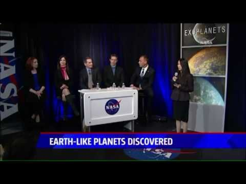 7 Earthlike Possibilities For Alien Life Announced By NASA - Fox News