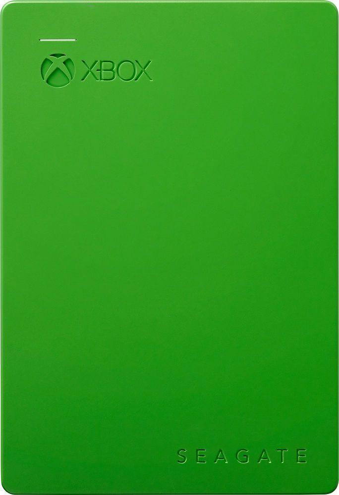 Seagate - Game Drive for Xbox 4TB External USB 3.0 Portable Hard Drive - Green #Seagate