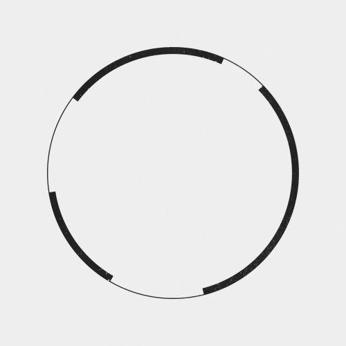 dailyminimal:#FE15-110 A new geometric design every day.