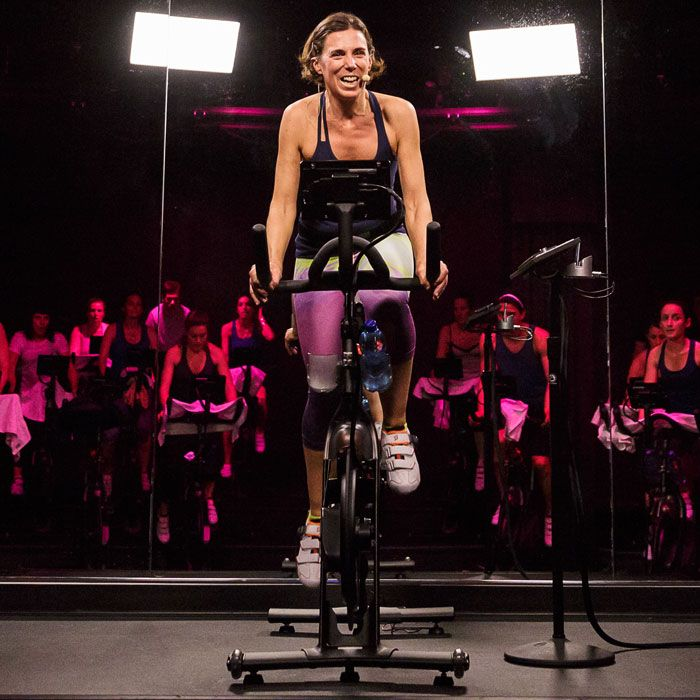 Take a spin class in your living room with the help of this new indoor NYC spin studio!