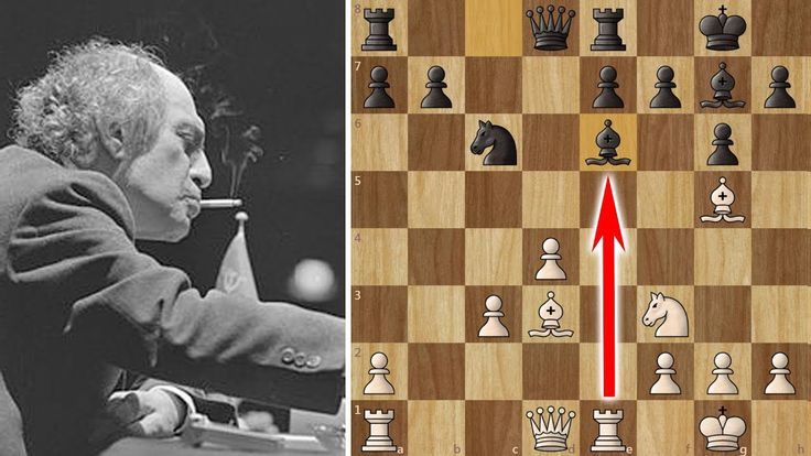 Mikhail Tal Pulls a Rabbit out of the Hat vs Anatoly Karpov | Thank You ...