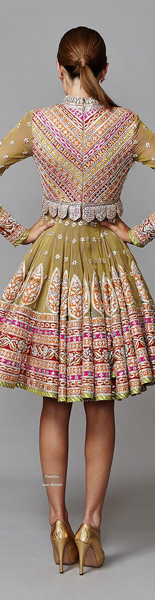 Jani Khosla 2015 Bridal
