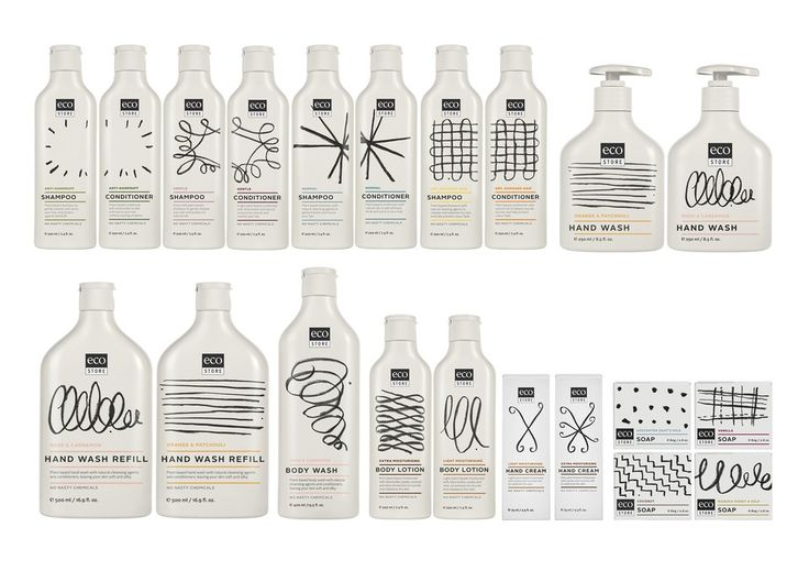 Best Awards - Special Group. / ecostore / Packaging Artwork
