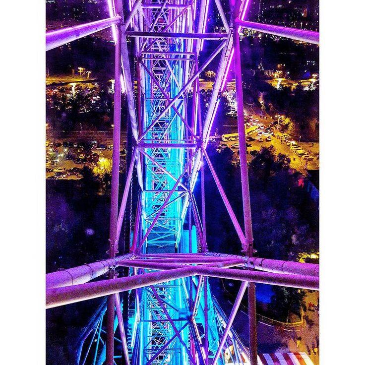 #колесообозрения #изнутри #вднх #видсверху #паркимосквы #москва #moscowpark #moscow