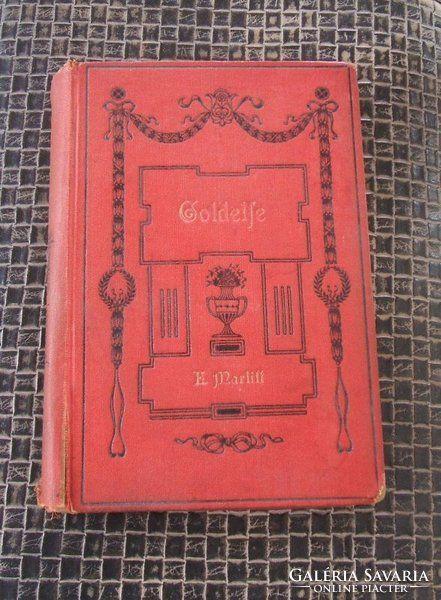 Antik német könyv