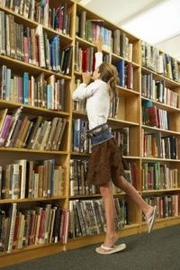 Activities for a Kids Library Orientation
