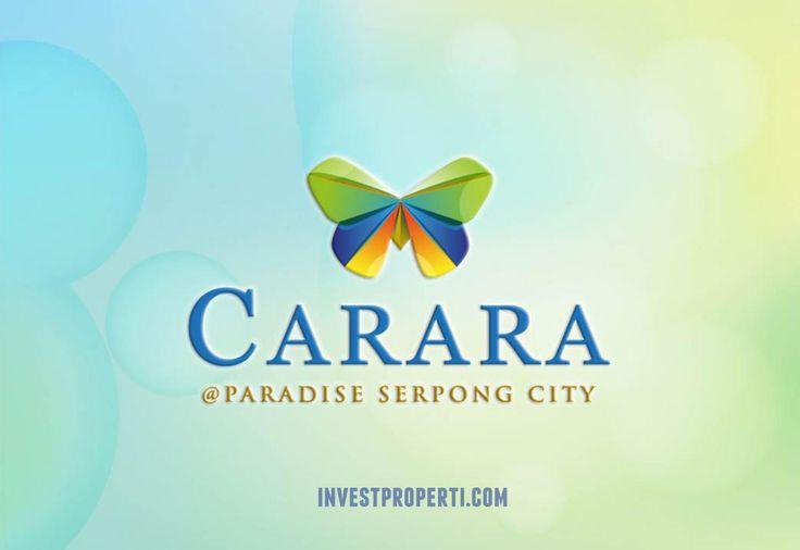 Paradise Serpong City Cluster Carara. #paradiseserpongcity