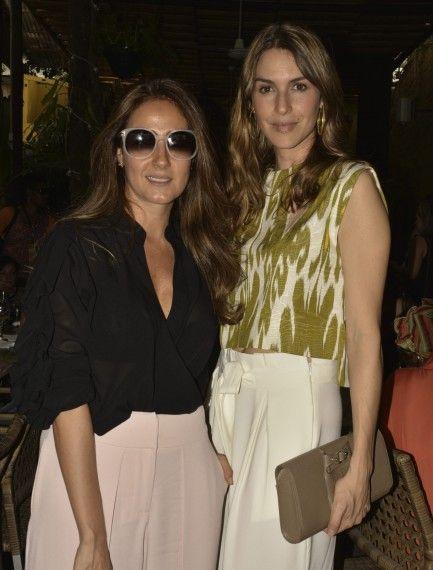 Johanna Ortiz y Adriana Arboleda