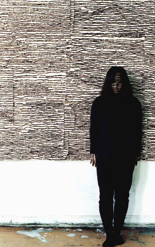 © Chiharu Shiota, One Line (Australia National University of Canberra, School of Art, Canberra)