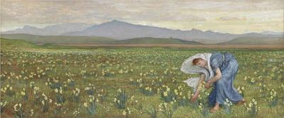 Walter Crane, Primavera. 1883.